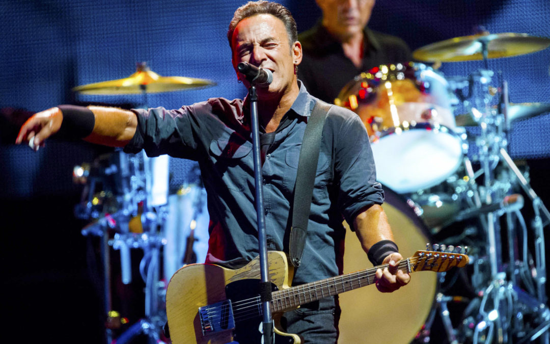 Tributo a Bruce Springsteen a Villa Serra