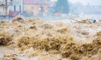 Poche case assicurate contro le catastrofi naturali