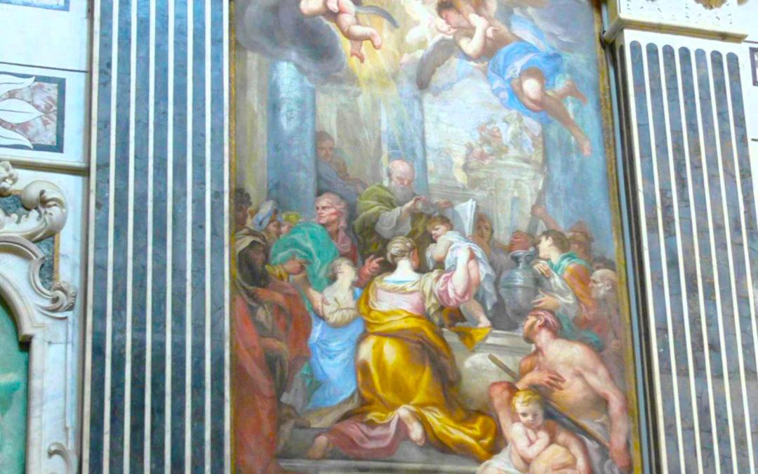 Concerto nella chiesa di San Luca a Genova