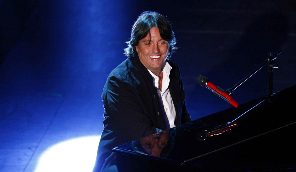 Cristiano De Andrè in concerto al Carlo Felice