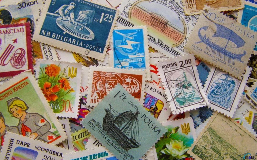 Italia Fil il salone del francobollo a Genova