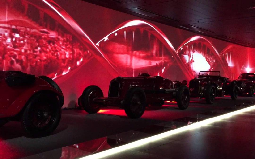 I Migliori musei d'auto in Italia