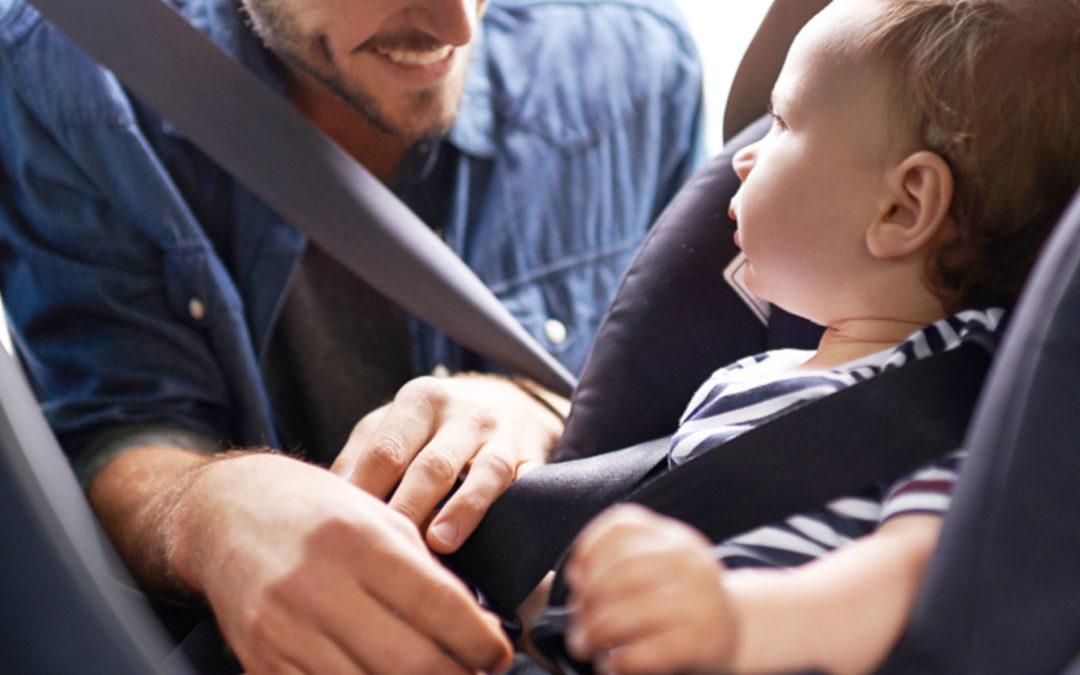 Seggiolini auto bambini: nuove normative