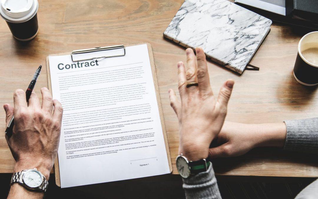 Come recedere un contratto di locazione