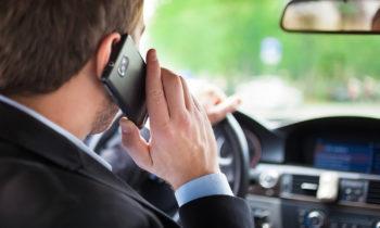 Smartphone alla guida: aumento delle sanzioni nel 2019