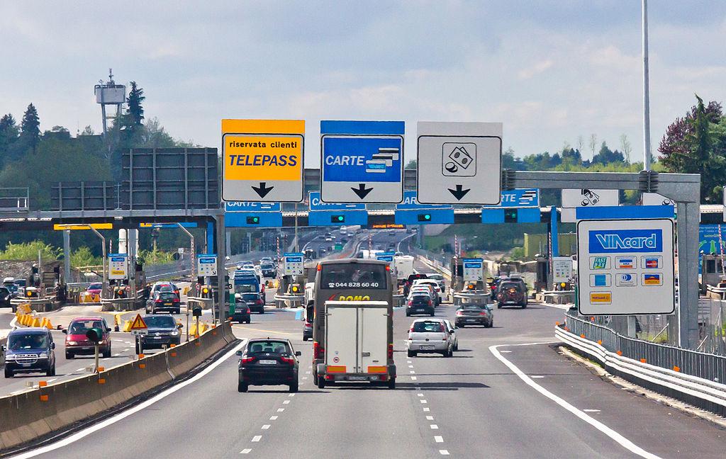 Nuovo sistema pedaggio autostradale